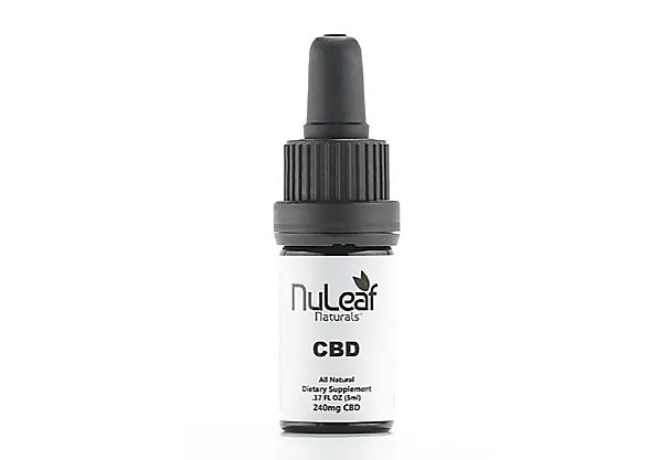 Full Spectrum Naturals CBD Hemp Extract