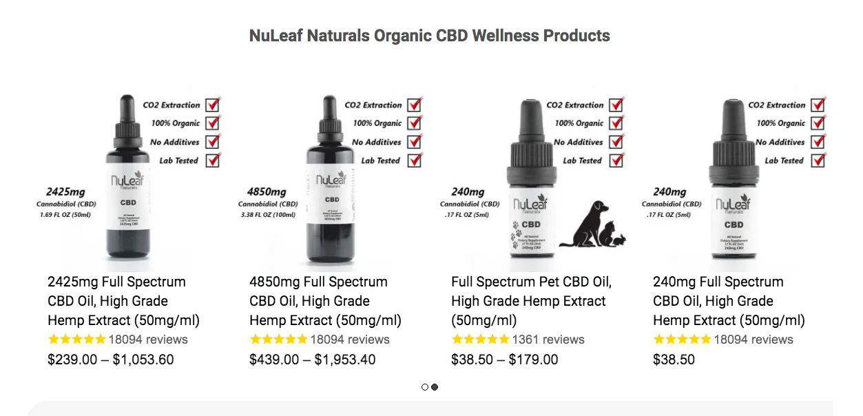 products Nuleaf Naturals