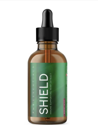 Shield - Immune Supporting Hemp Extract